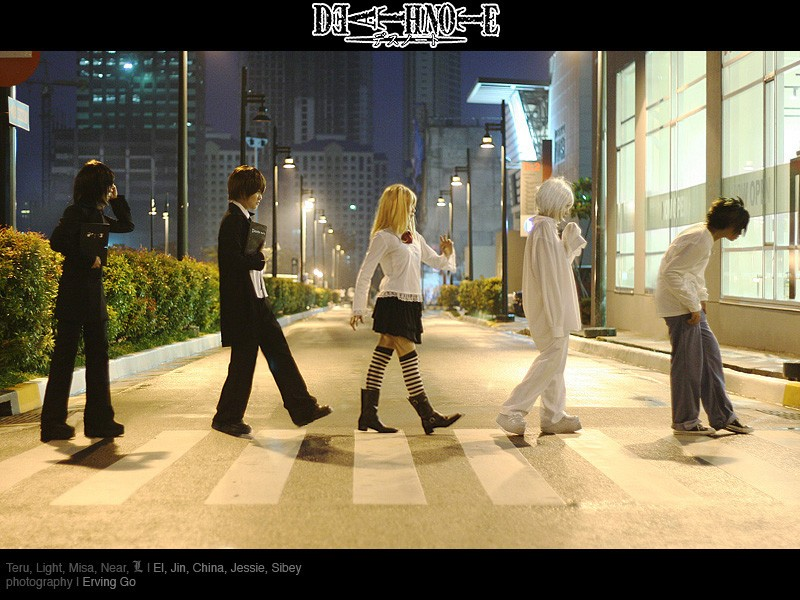 Cosplays Death Note  Death_10
