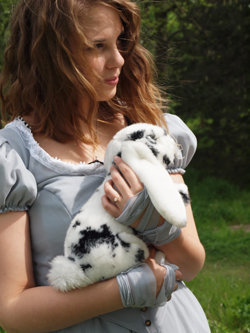 Cosplays Alice in Wonderland. Seisai10