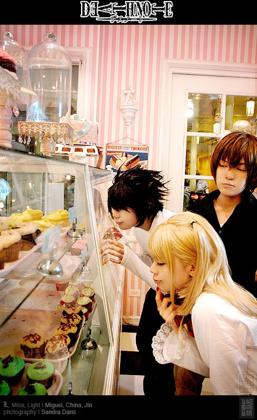 Cosplays Death Note  This_i10