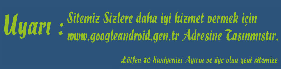 Android & Android Tablet Pc'ler