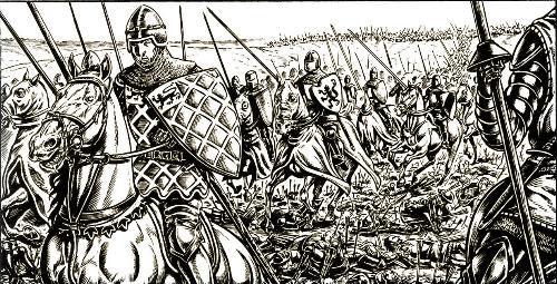 Bataille de Crecy (préparation de charge) Crecyd11
