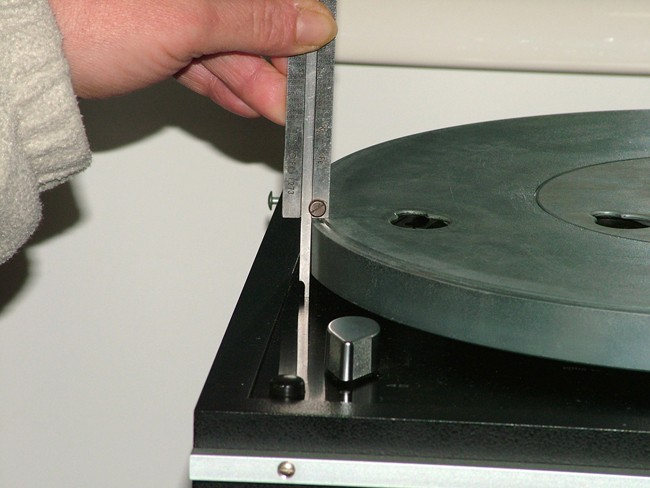 Taratura impianto analogico 650x5012