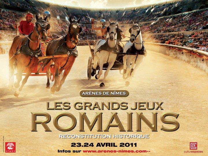 Les Grands Jeux Romains 2011 16875310