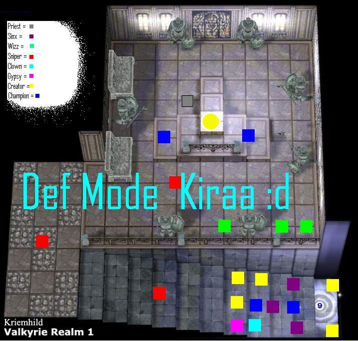 Here Def Mode By Kira :D Pront10