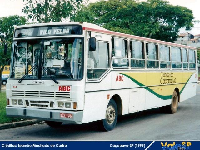 Mostre os ônibus de sua cidade Cidade10