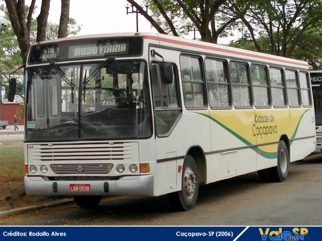 Mostre os ônibus de sua cidade Cidade12