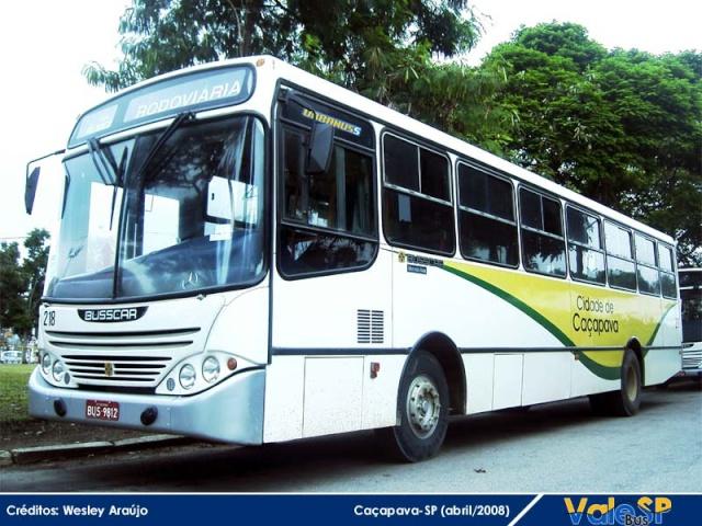 Mostre os ônibus de sua cidade Cidade13