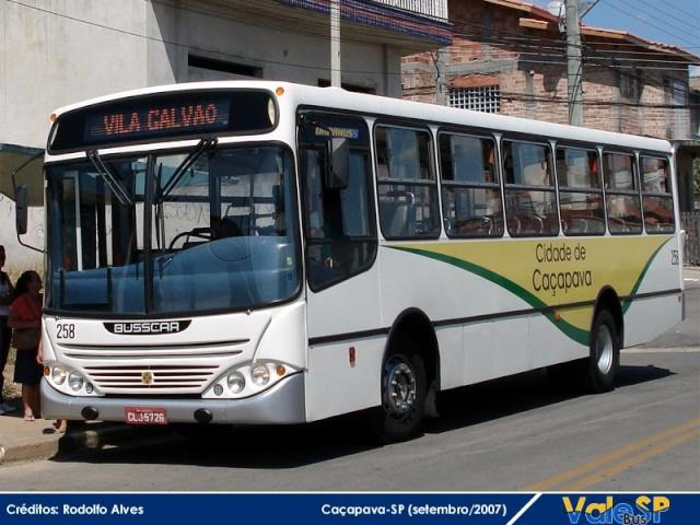 Mostre os ônibus de sua cidade Cidade15