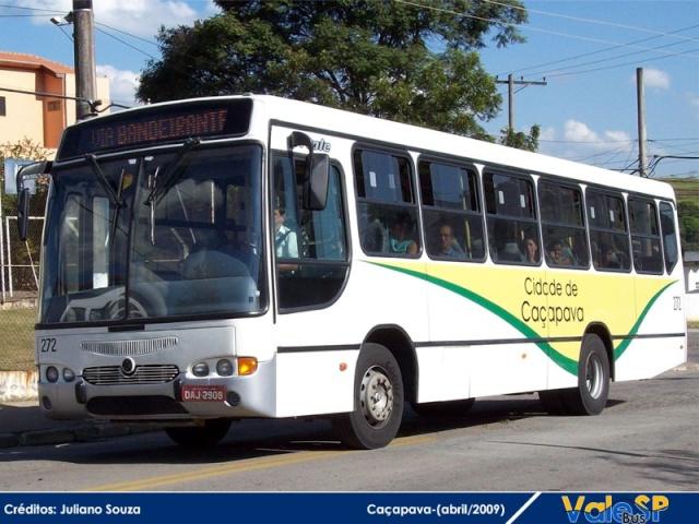 Mostre os ônibus de sua cidade Cidade16