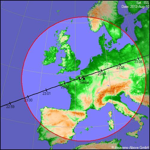 2012: le 10/08 vers 23h00  -  - Senlis (60)  Passgt11