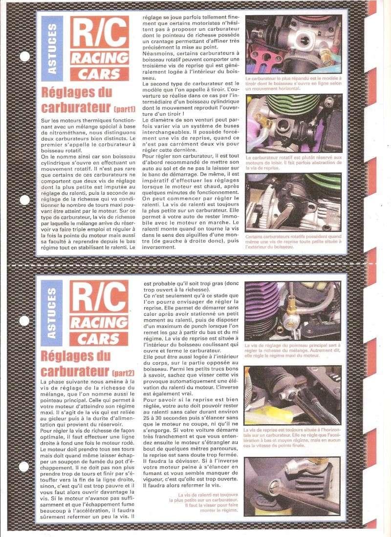 LRP Z25R Bloquer Reglag10