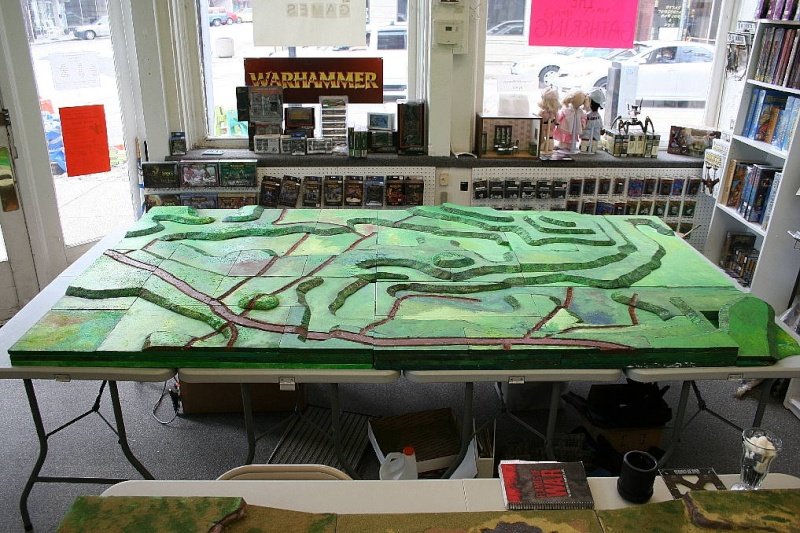 New Game Terrain for Large Battles! Gb10