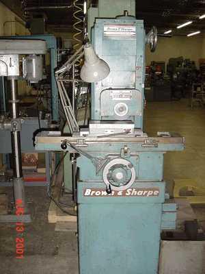 Brown & Sharpe ( B & S ) MICROMASTER 510 Bs_51010
