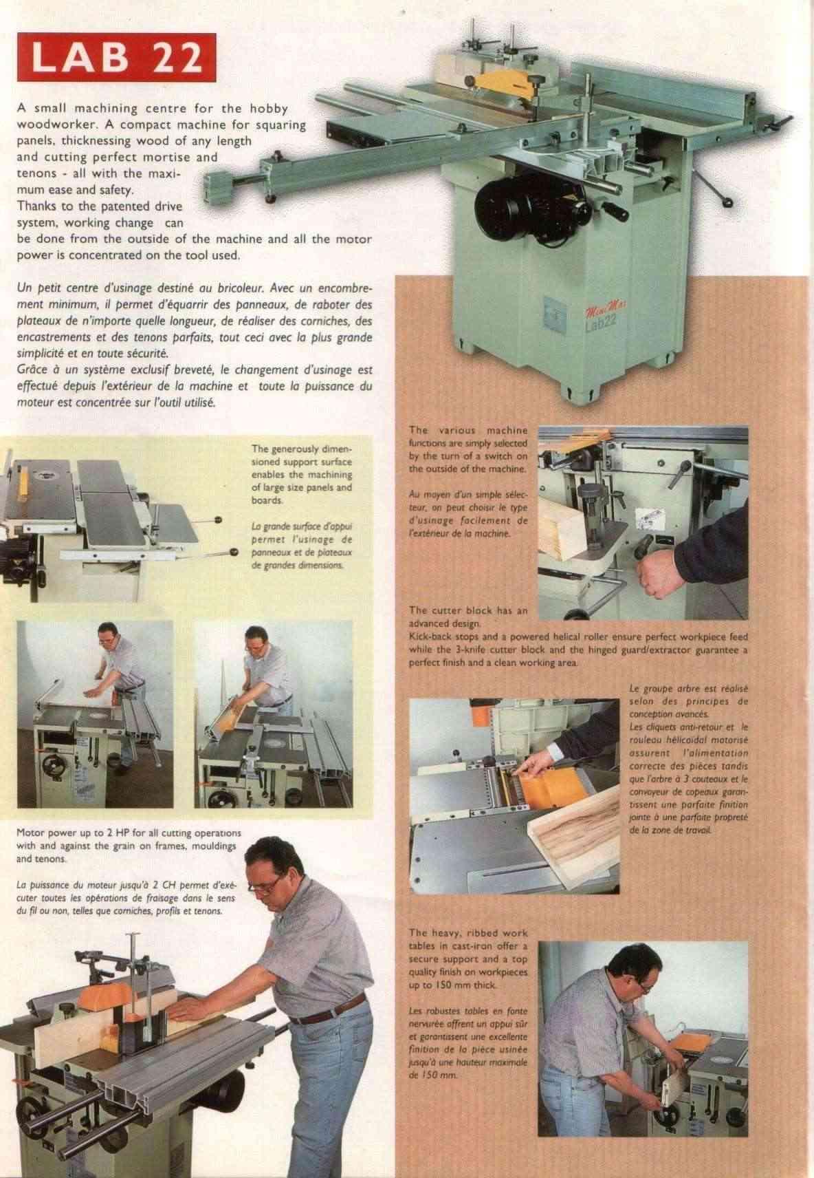 Minimax LAB 22 & 30 + CU 300 & 350 Lab_2210