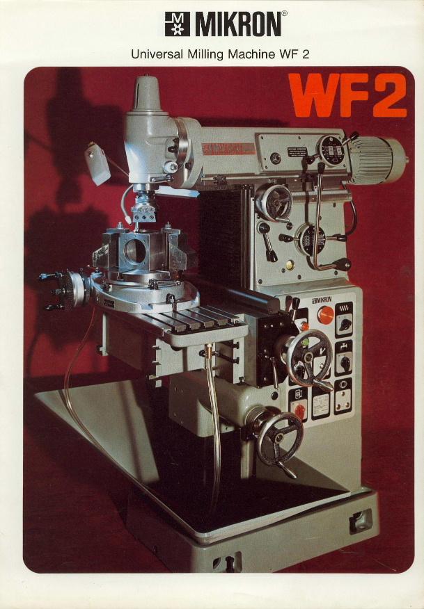 Mikron WF2 Mikron10