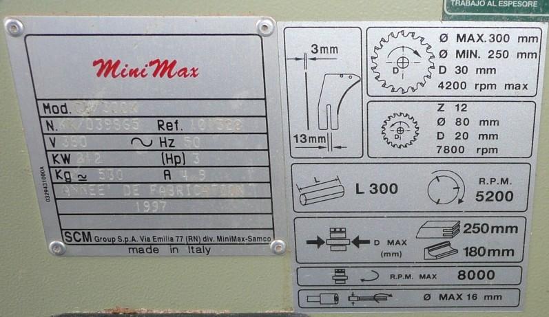 Minimax LAB 22 & 30 + CU 300 & 350 P1030311