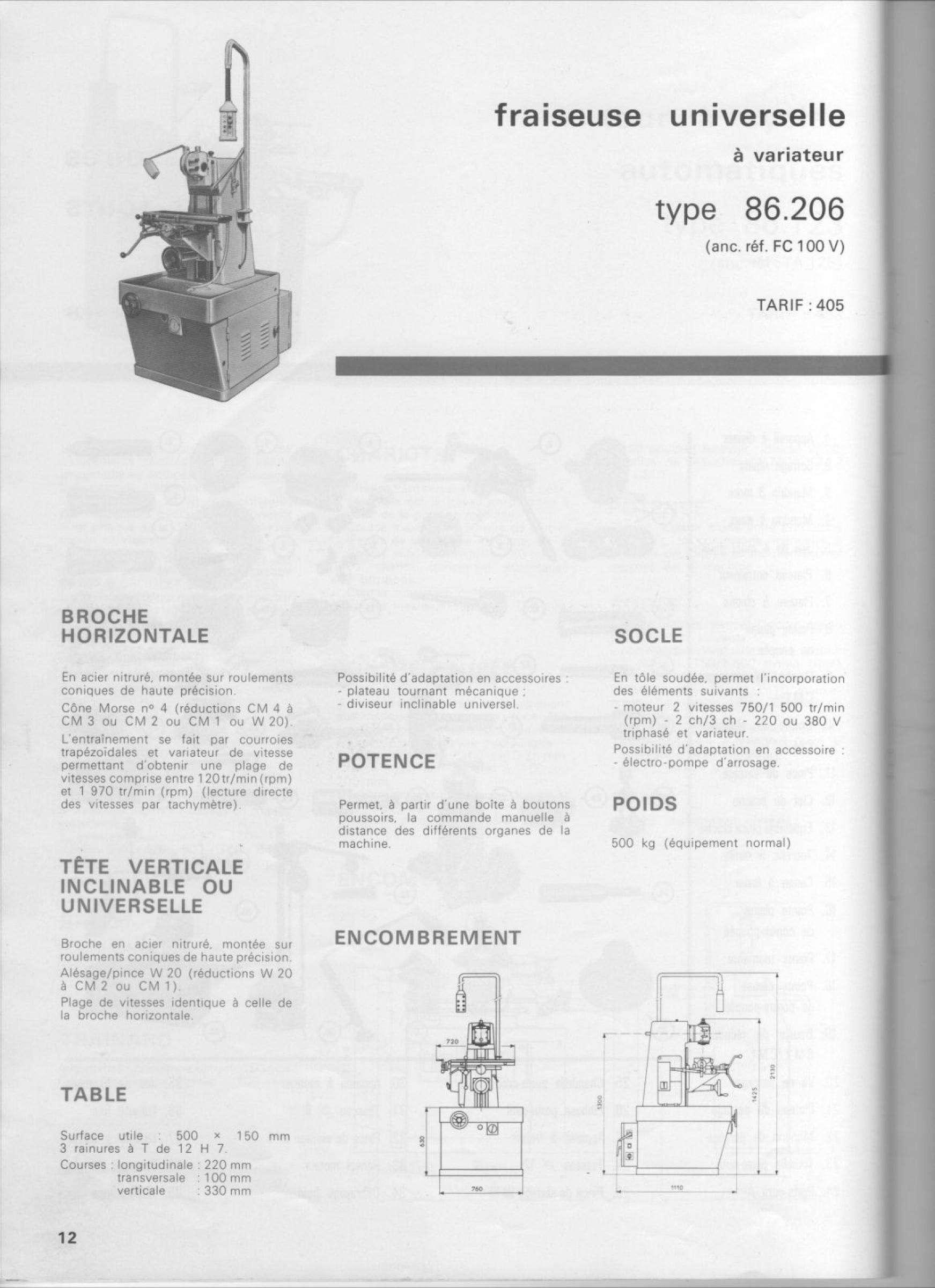 Crouzet FC100 Uw11210