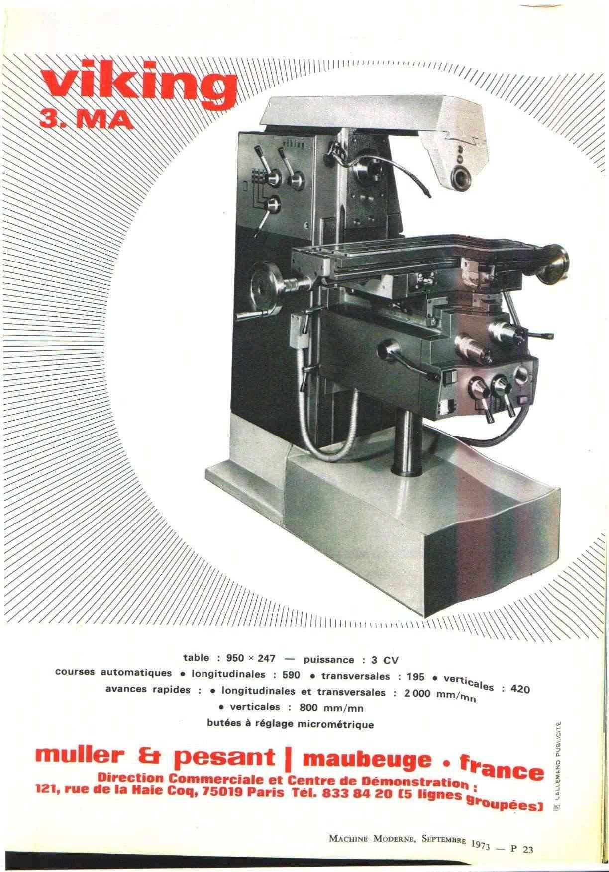 Muller & Pesant / Mondiale modèle Viking 1.MA et 3.MA  Viking10