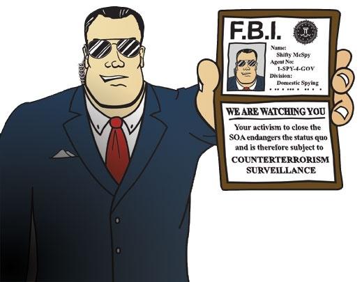 El FBI podrá consultar sin autorización judicial las web visitadas por un usuario Fbi10