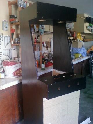 Fabrication borne d'arcade - Page 3 Photo-24