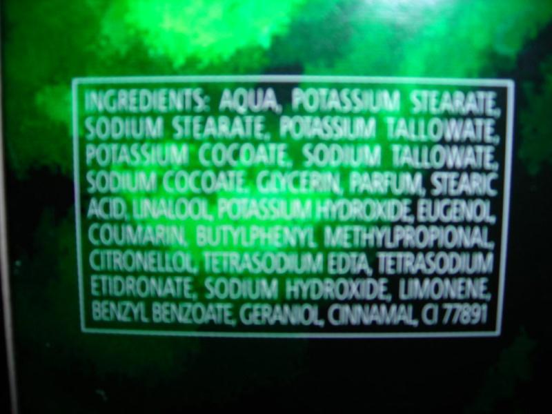 Savon Irisch Moos 00510