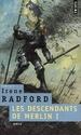 [Radford, Irène] Les descendants de Merlin - Tome 1: Wren Livres10