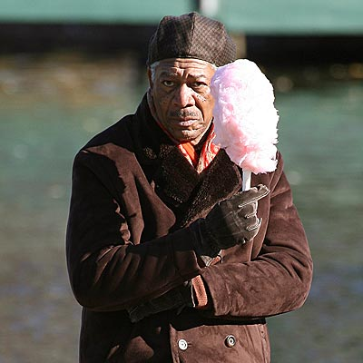 Morgan Freeman Morgan10