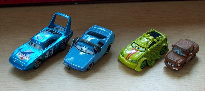 Mes petites Cars ! by nascar_vd Photo211