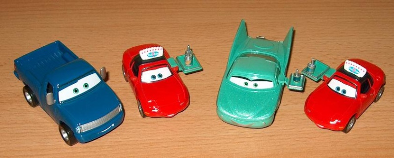 Mes petites Cars ! by nascar_vd Photo810