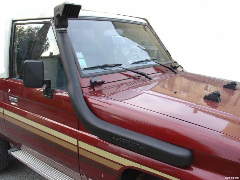[garage péré] snorkel safari et airflow Airflo10