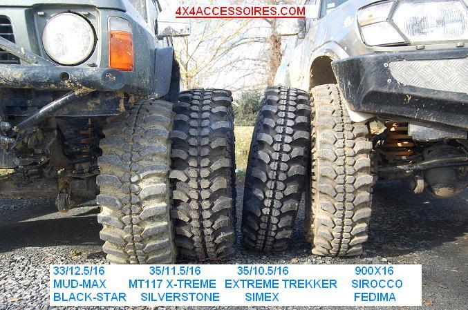 [Garage Péré] Pneus SIMEX Extrême Trekker et BFG Krawler Dsc_0920