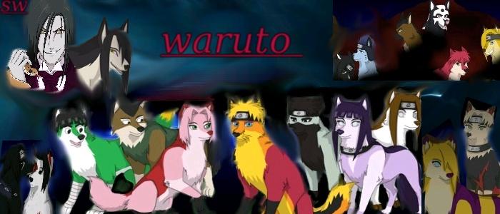 Waruto-Wolf