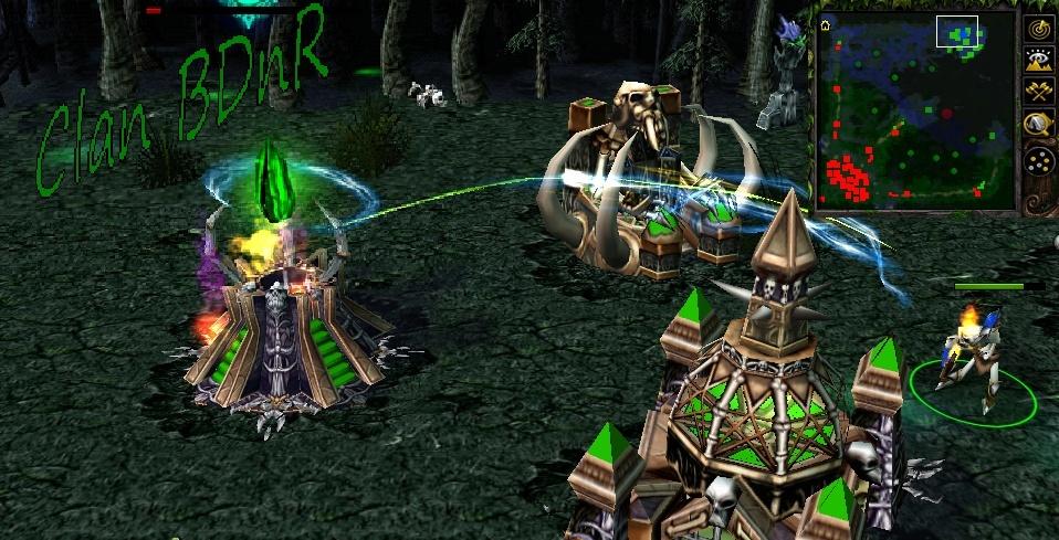 Clan BDnR [BackDoor and Run]