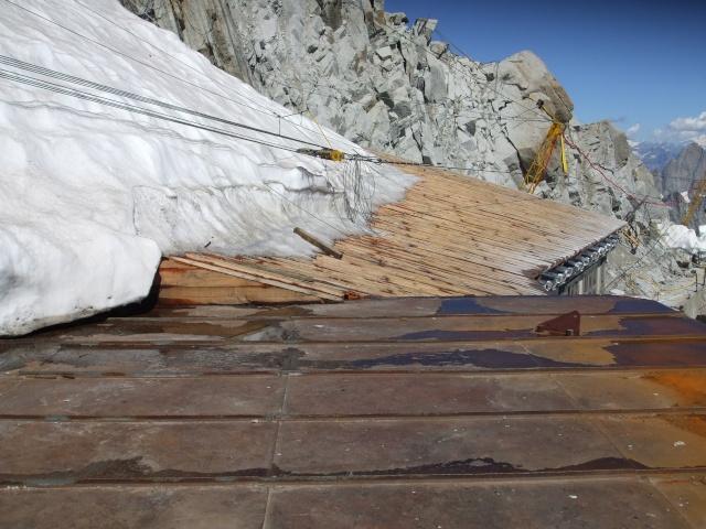 Projet de rénovation de l'Aiguille du Midi Dscf4012