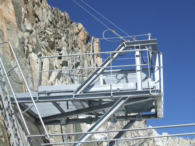 Projet de rénovation de l'Aiguille du Midi Dscf4013