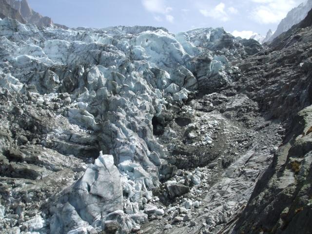 Le glacier d'Argentière - Page 2 Dscf4110