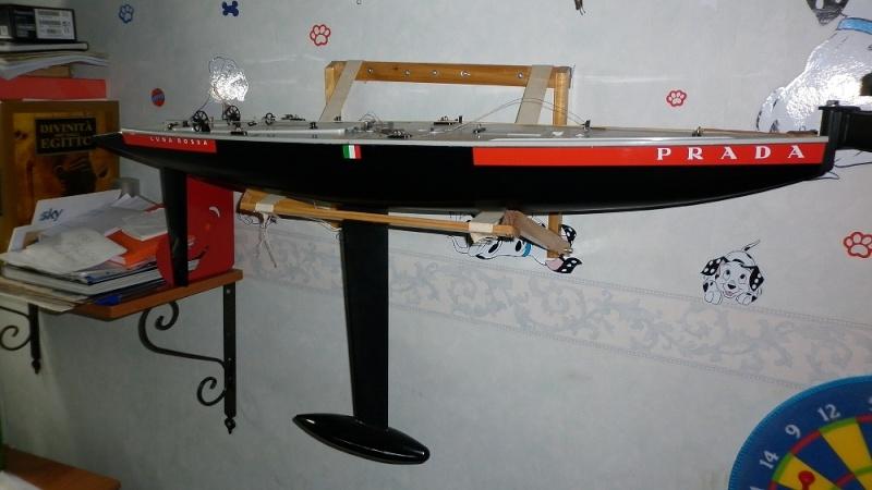 Considerazioni sul modello Titanic Hachette 2010 P1000020