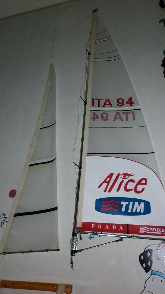 Considerazioni sul modello Titanic Hachette 2010 P1000021