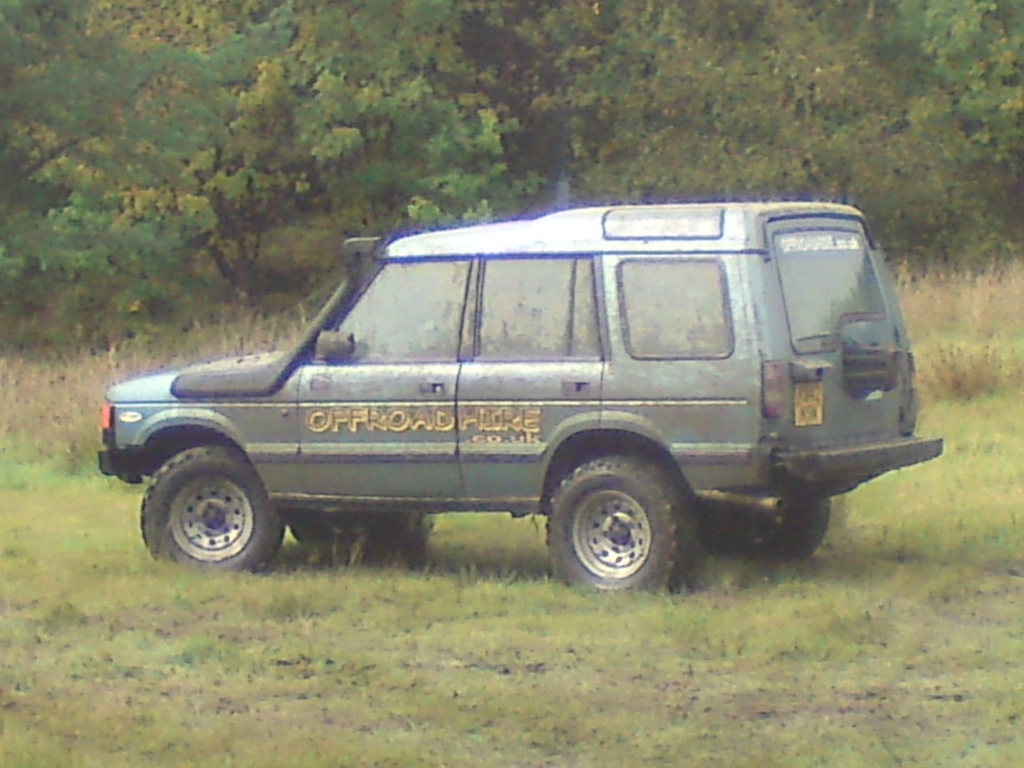 swap my discovery for a defender 90 21712