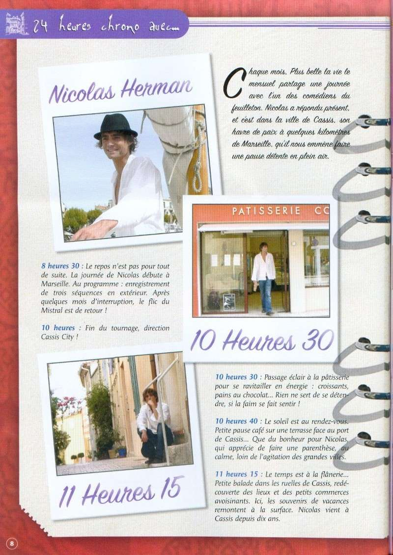 Articles de presses sur Nicolas Herman Articl10