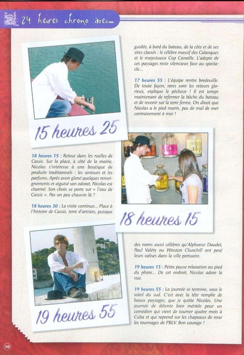 Articles de presses sur Nicolas Herman Articl12