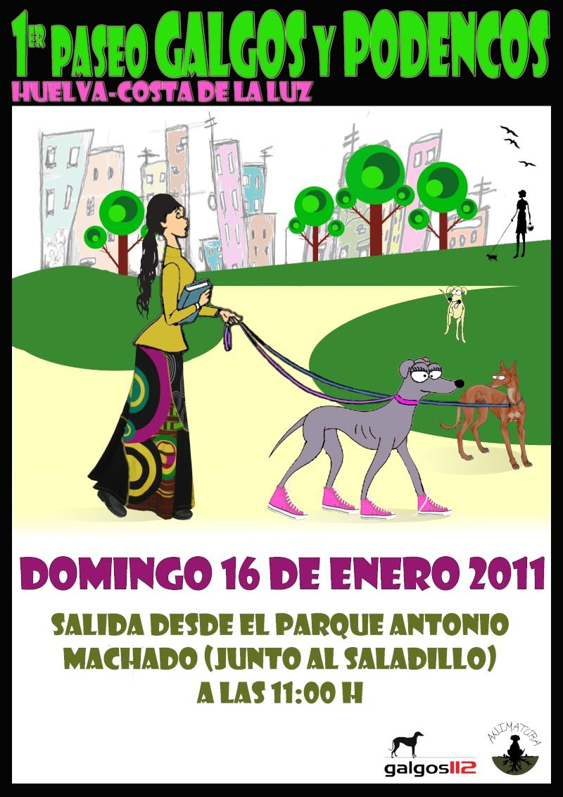 Primer Paseo de Galgos y Podencos en Huelva 1erpas10