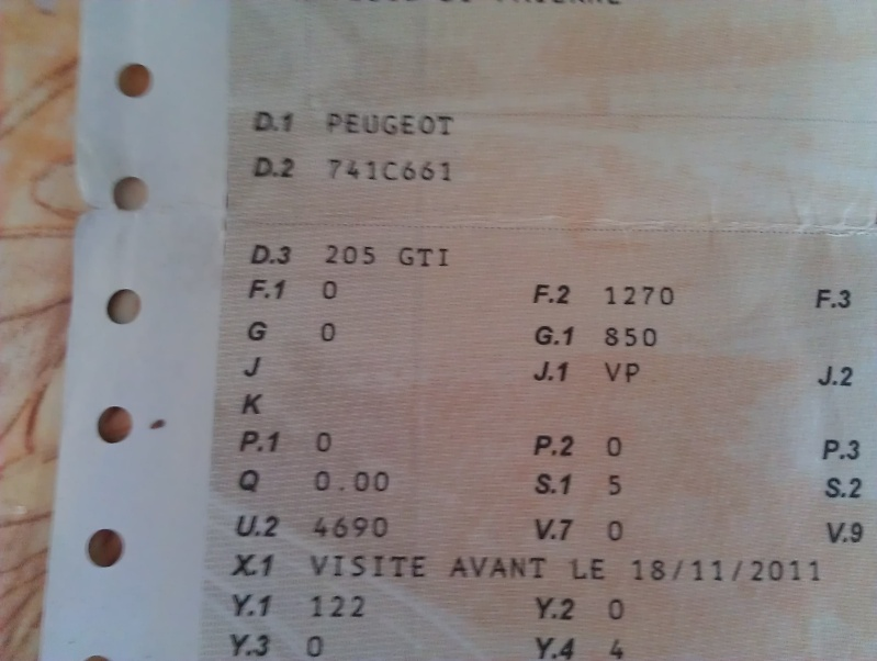 [nathan72] 205 GTI 1.6L 115cv Blanc Meije 1986 - Page 18 Imag0212