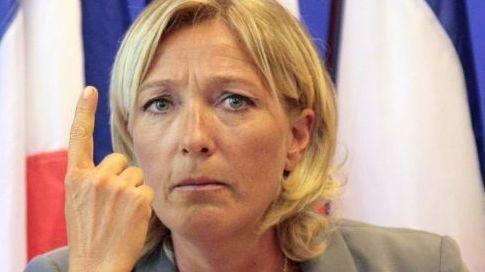 Marine Le Pen arriverait en 3e position si le premier tour de l'élection présidentielle 11962611