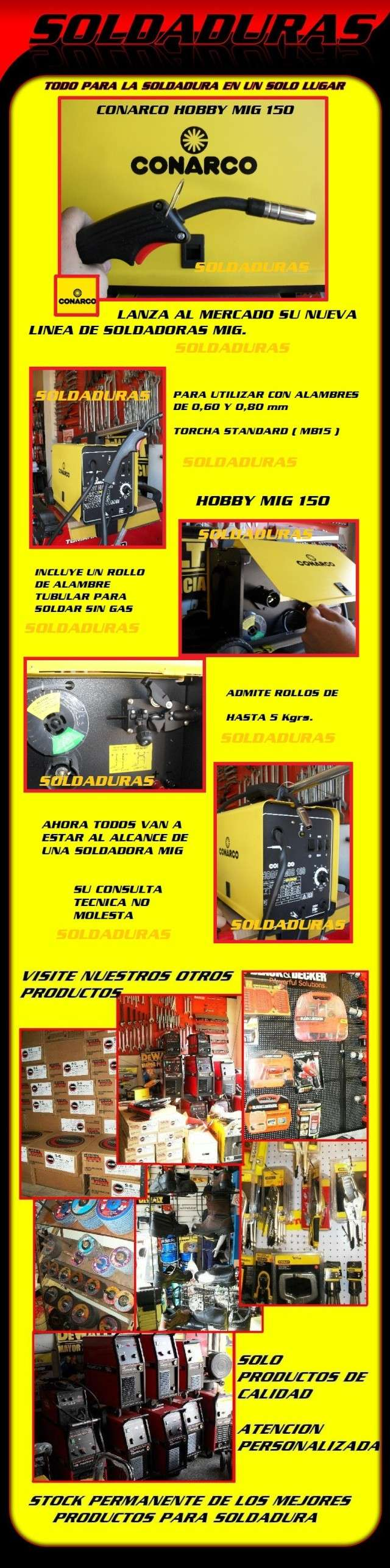 HOBBY MIG 150 DE CONARCO Hobby210