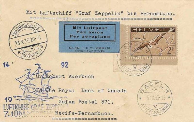 Südamerikafahrten LZ 127 1933 232_sc10