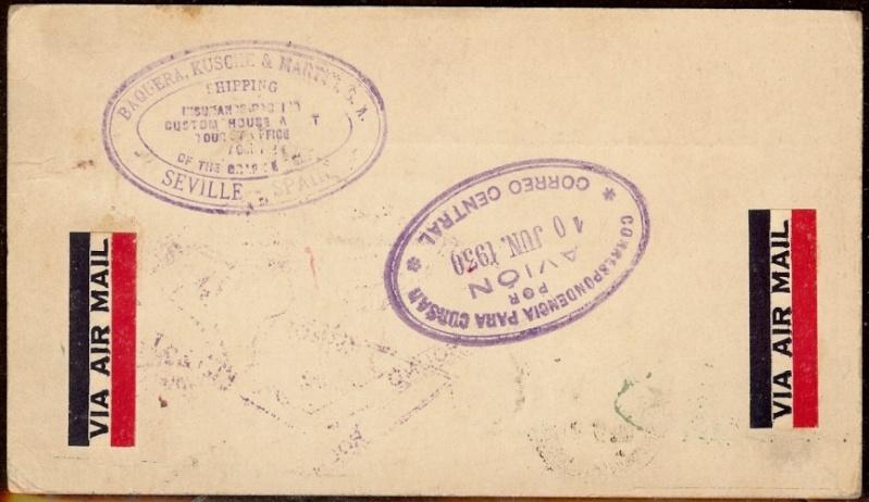 """Südamerikafahrt 1930 (Rundfahrt-) Post nach Friedrichshafen"""" - Seite 3 64_aii11"""