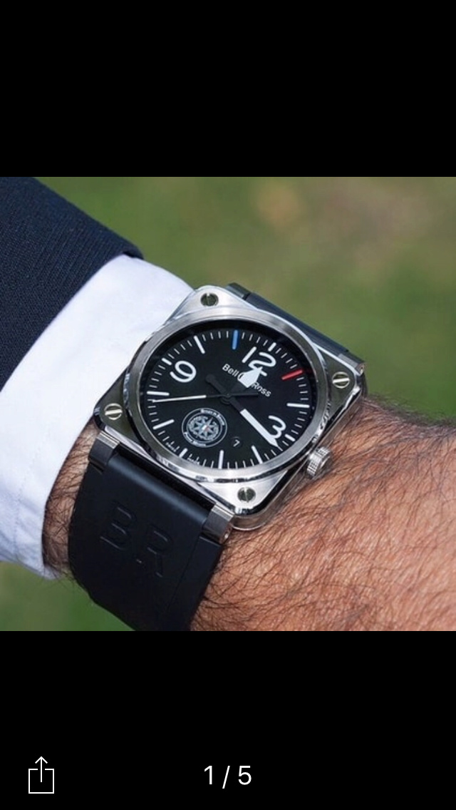 Bell & Ross & People - Page 8 Image10