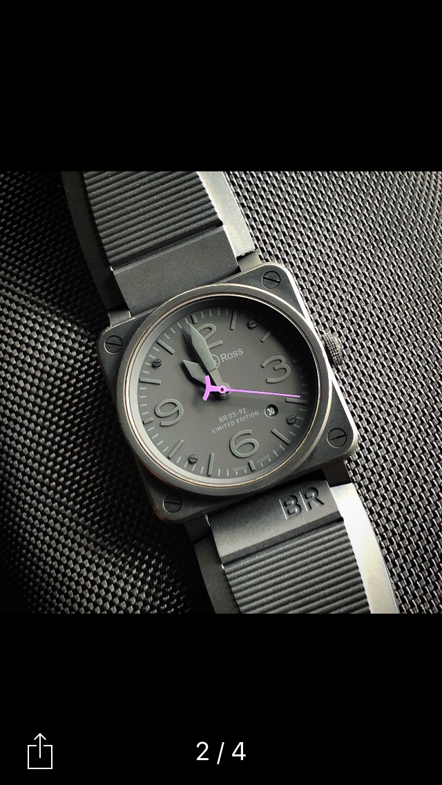 Nouvelle Bell and Ross BR03-92 Phantom Ltd Infiniti - Page 4 Image40