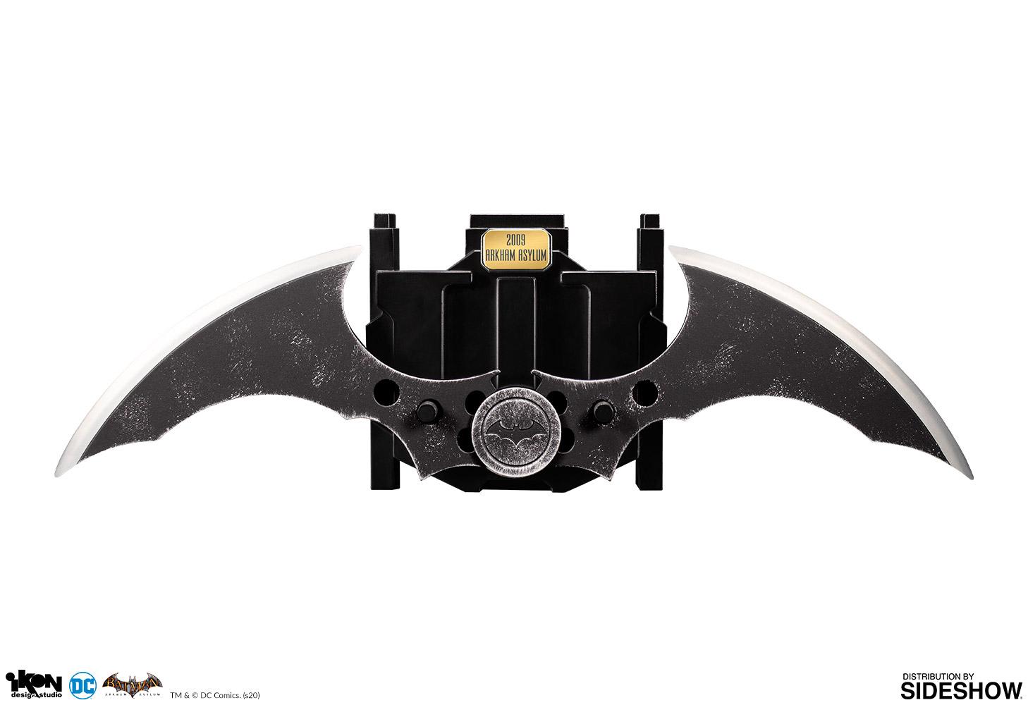 Batman Metal Batarang [Sideshow] Batman13